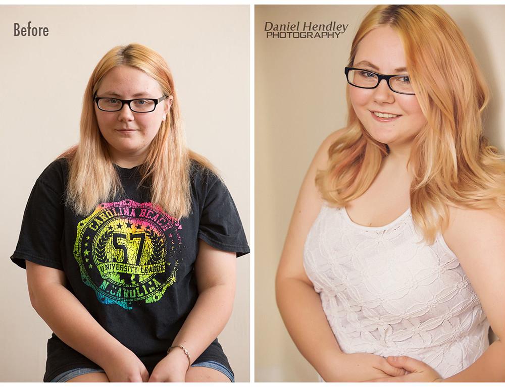 Makeover Photoshoot | Courtney