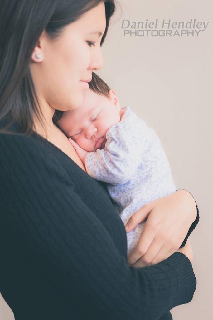 Photographer in Henderson NC - Baby Portrait Photoshoot