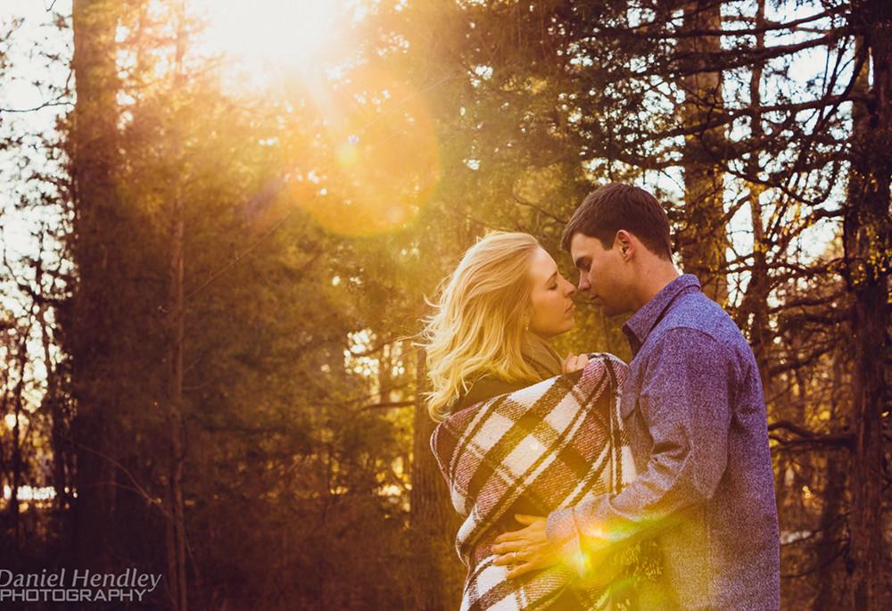 Outdoor Wedding Photos | Michele & Paul's Elopement